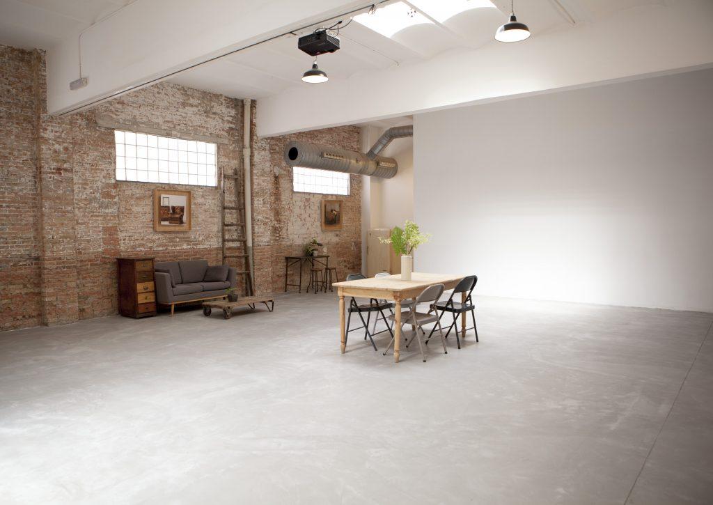 Wallnwood, espacio para rodajes y eventos